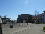 Территория завода отличается чистотой