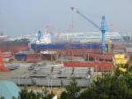 Судостроительный завод HYUNDAI SAMHO - тендем мето