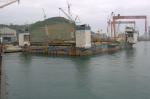 Береговой комплекс - судостроительный завод HYUNDA