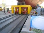 Судостроительный завод HYUNDAI SAMHO - передвижка