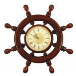 «Штурвал - часы»