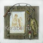 Подарок мужчине рыбаку своими руками