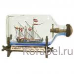 """Второй флагман Х.Колумба """"Нинья"""" 1475 г."""