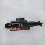 Модель подводной лодки-бар  636, Kilo, Варшавянка